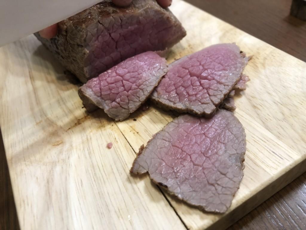 【ざーっくりレシピ】ニクの日の柔らかステーキ