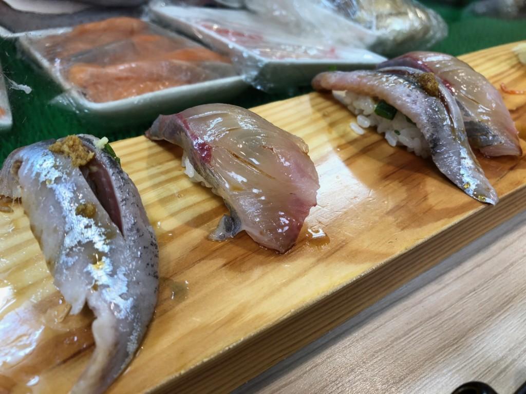 福岡グルメ情報 福岡寿司職人の通う寿司屋。西新の福ずし