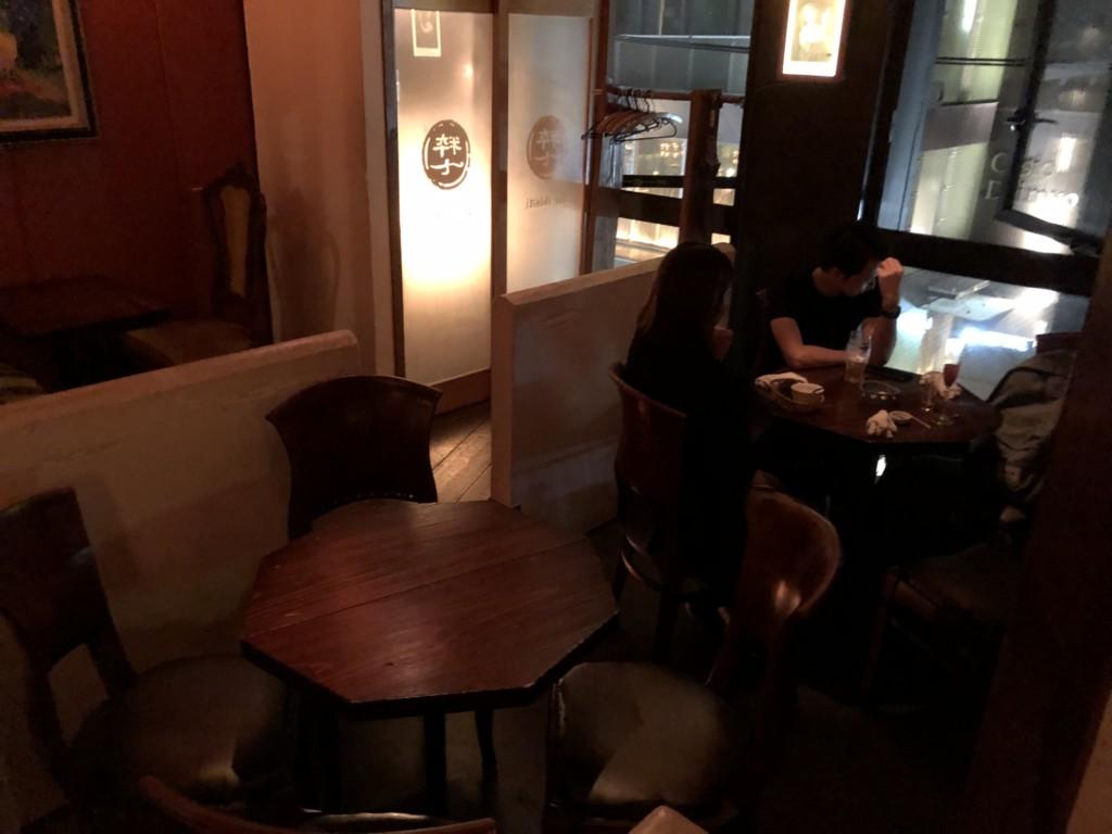 福岡グルメ情報 大名の隠れ家的バー。季節のカクテルが美味しい、バー粋七