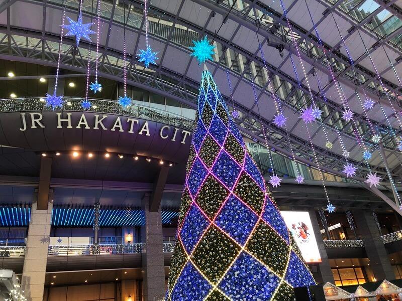 【最新情報】福岡クリスマスマーケット2021のマグカップは?デートにぴったりな博多の穴場スポットもご紹介