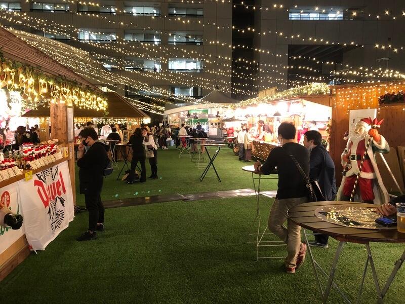 福岡クリスマスマーケット2020(天神)