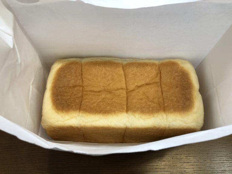 【ふわっふわで感涙!】さきもとの高級食パンを実食レビューしてみたら..?【福岡の高級食パン専門店 嵜本藤崎店(福岡初出店)】