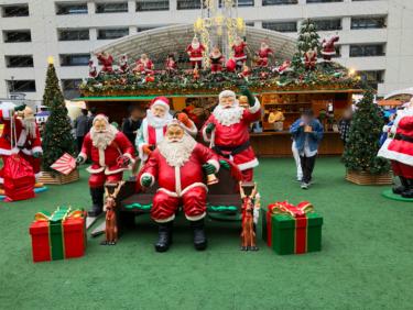 【最新情報】福岡クリスマスマーケット2020のデートにぴったりな天神の穴場スポットは?ファミリー向けスポットもご紹介
