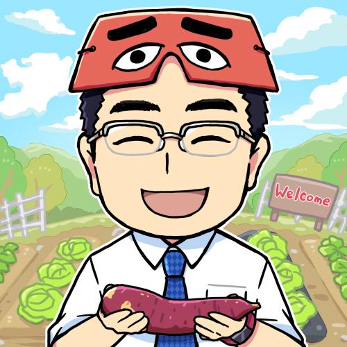 【福岡 週末農業】シルクスイートを収穫してみた【禁断の●●アイスもご紹介】