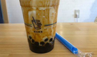 【写真付き】台湾タピオカ専門店の初心茶室!日本で福岡・藤崎でしか味わえない台湾タピオカミルクティー