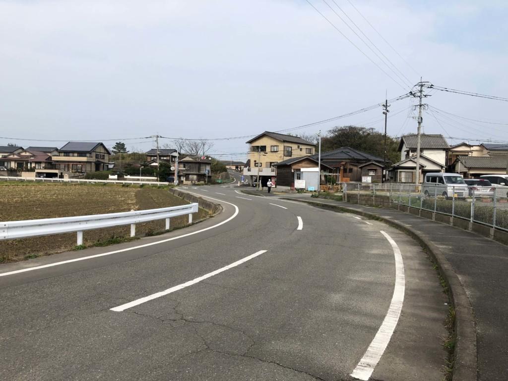 福吉駅から福吉漁港へ