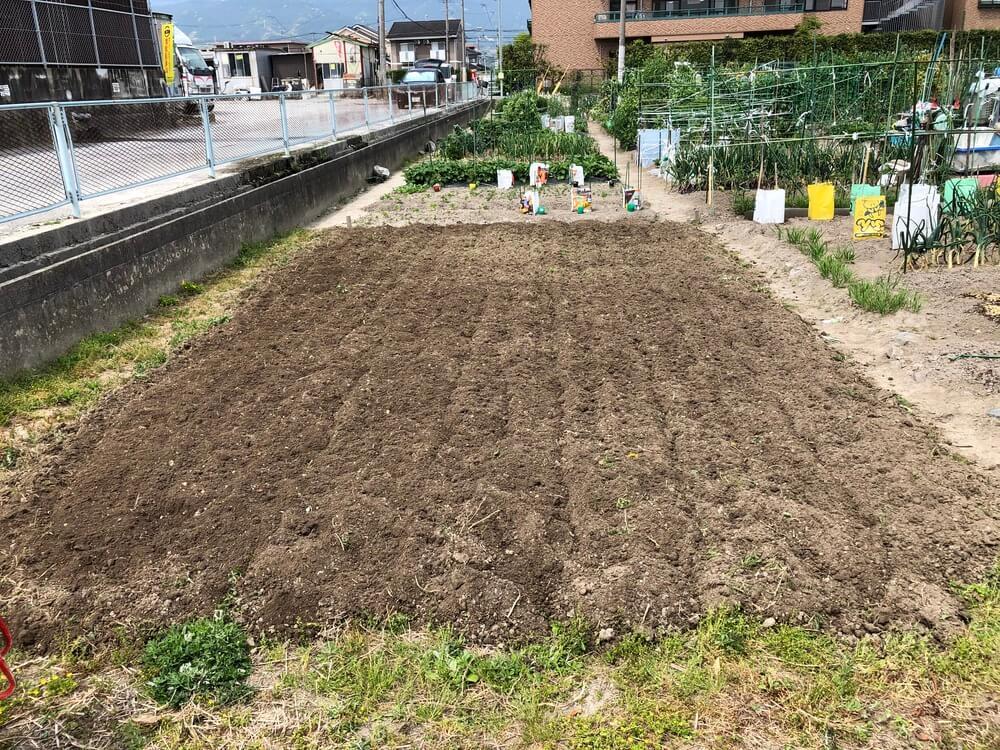 福岡の週末農業 貸し農園