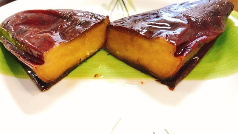 原農園 国富金時の蜜芋 焼き芋
