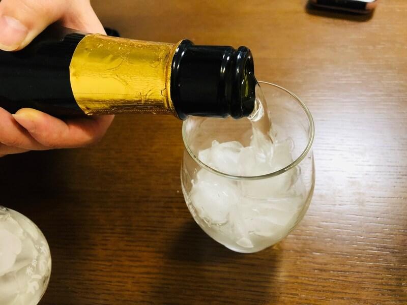 まさひろ酒造 泡盛 十年古酒 五頭馬(ごとうま)