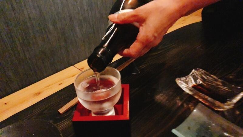 和飯屋うたの 日本酒