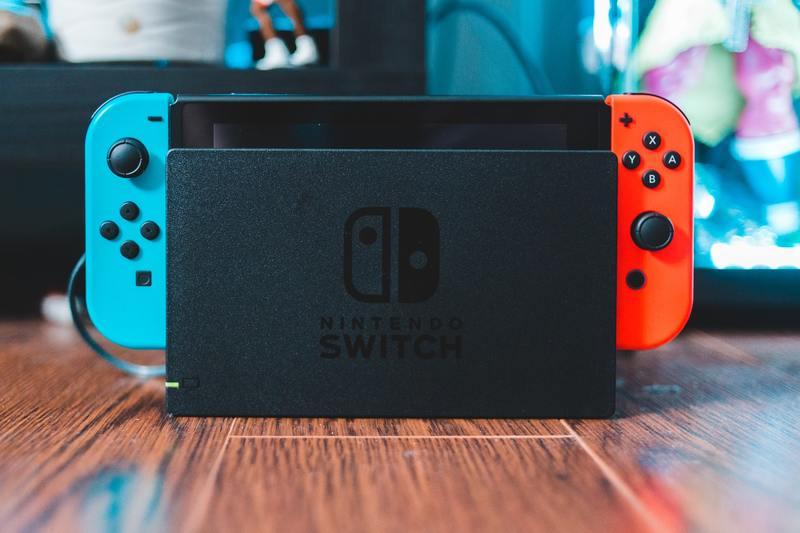 定価で買えない任天堂スイッチ(Nintendo Switch)
