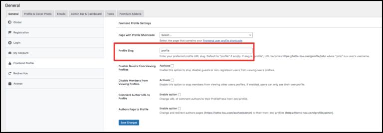 【プロフィールページが表示されない】「WP User Avatar」の「ProfilePress」にバージョンアップによるエラー・不具合