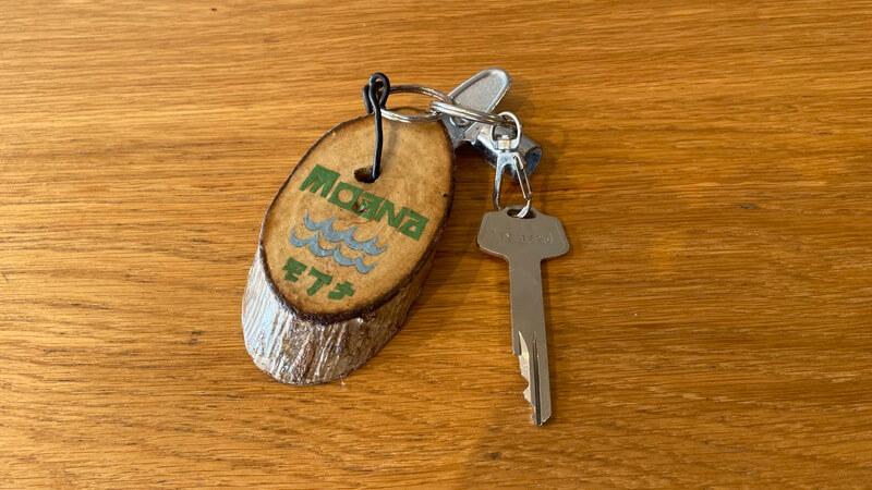 ぶどうの樹 グランピング福岡 モアナの鍵