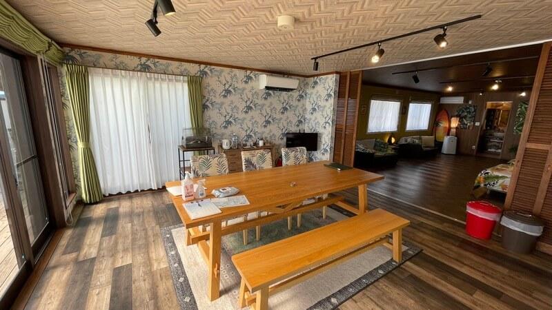 ぶどうの樹 グランピング福岡 モアナの部屋