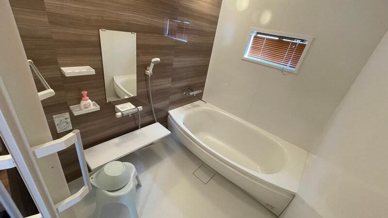 ぶどうの樹 グランピング福岡 バスルーム
